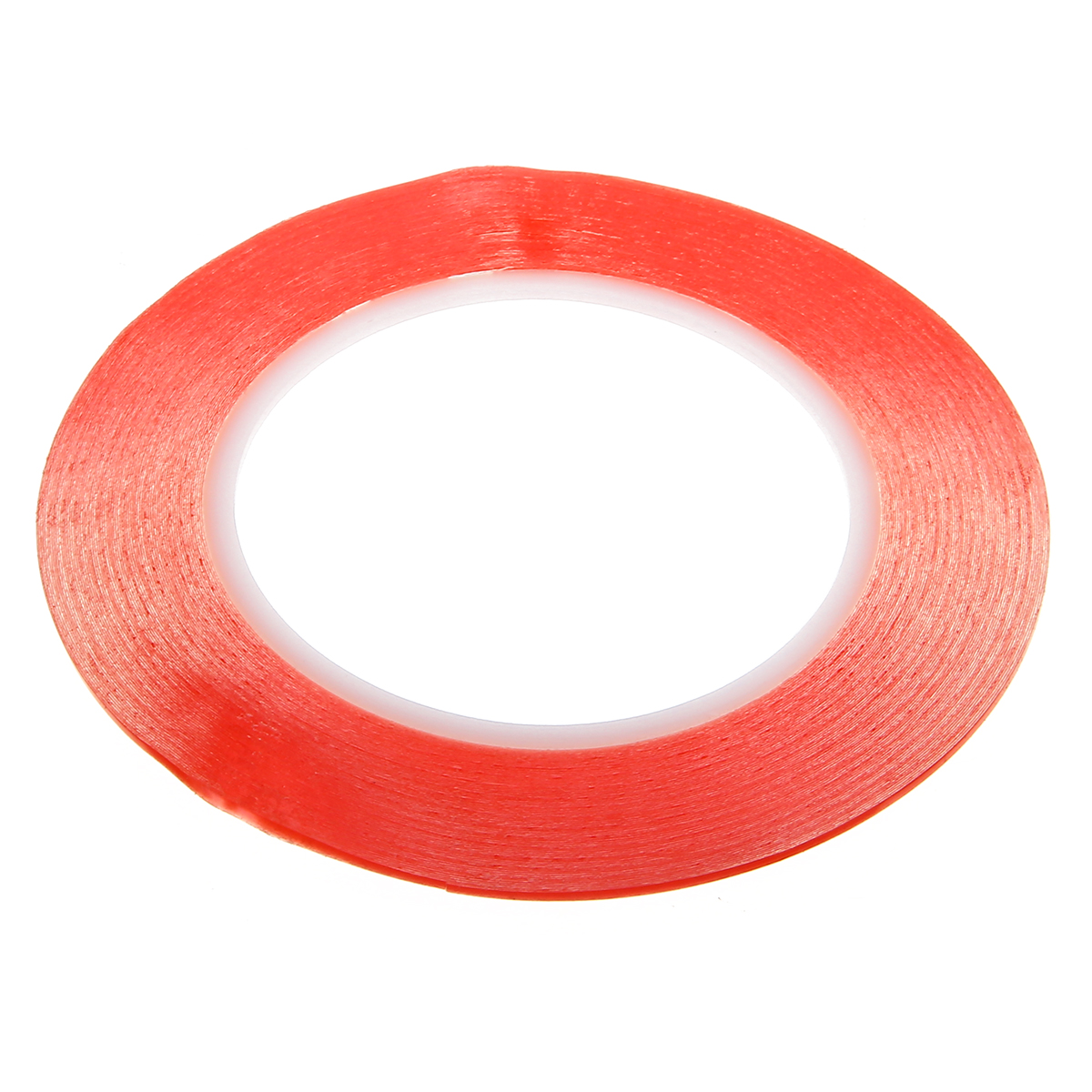 New Transparent Double Side Adhesive Tape 25M Red Film Sticky Adhesive Tape Cell Phone Repair Width 2mm/3mm/5mm/8mm/10mm