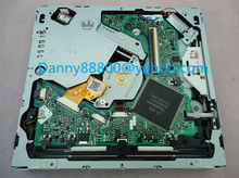 Free new Fujitsu ten single DVD mechanism DV-05 / DV-05-06A / DV-05-02G drive loader for B-M-w X5 car DVD Navigation audio(China)