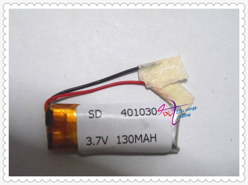 MP3 MP4 Bluetooth 421030451030 polymer rechargeable lithium battery for 401030 130ma<br><br>Aliexpress
