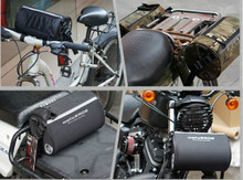 Free delivery uglyBROS bike motorcycle scooter head bag back seat bag bag Messenger bag can be equipped with hard shell backpack