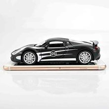 Rastar 1:32 Scale for  PORSCHE  Performance Children Toy Car  Metal  Model