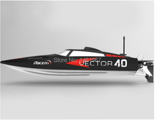 Volantexrc Vector40 V797-1 Brushless High Speed Racing 40km/h RC Boat RTR 2.4GHz