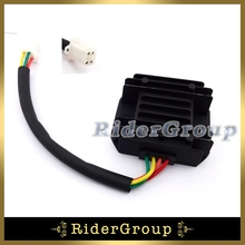 Voltage Regulator Rectifier 12V 4 Wires For 150cc 200cc 250cc Engine Chinese ATV Quad Pit Dirt Bike GY6 Moped Scooter