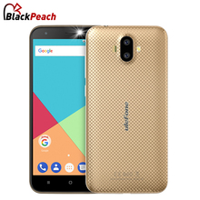 Ulefone S7 5.0 inch HD Mobile Phone MTK6580 Quad Core Android 7.0 2GB RAM 16GB ROM 2500mAh 13MP Dual Rear Cameras 3G Smartphone - BlackPeach Store store
