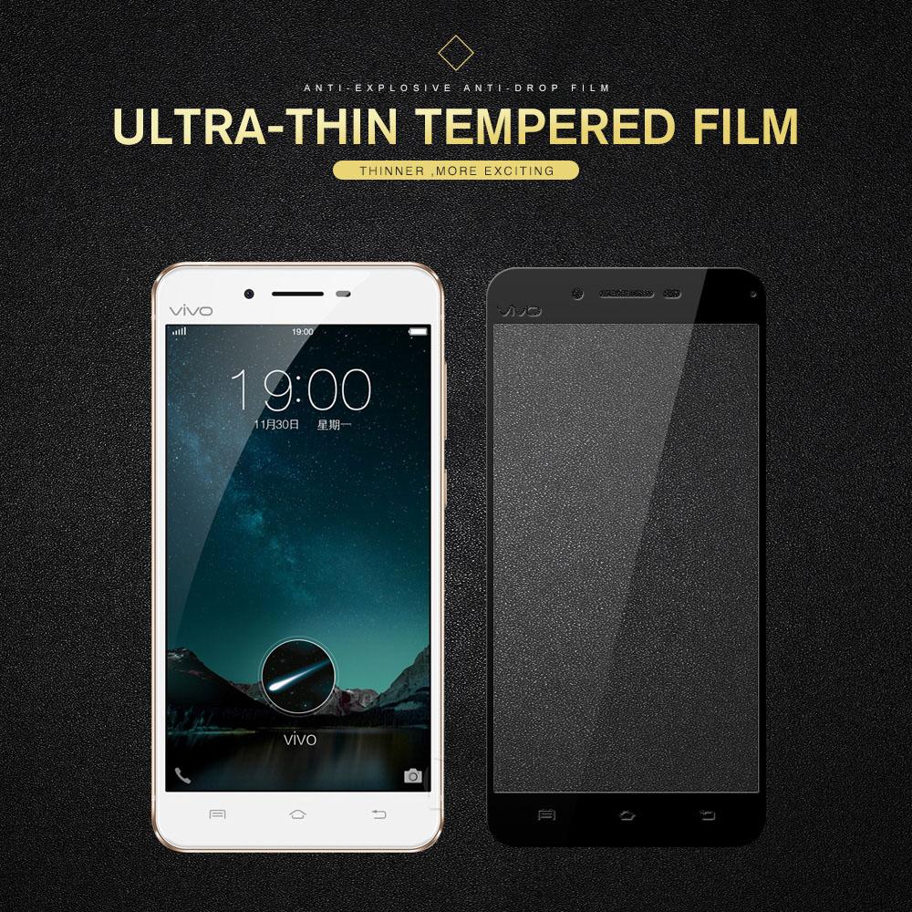 100/% fits high Adhesiveness Ultra Clear Vikuiti 2X CV8 Screen Protector for Vivo Xplay Scratch-Resistant