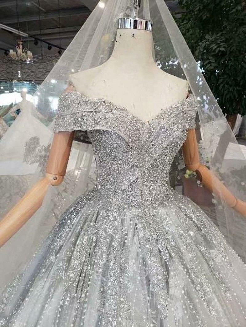 Weddings & Events Sporting Hes Bride Silver Elegant Cocktail Dress Scoop Ball Gown Sleeveless Appliques Backless Sashes Knee-length Party Formal Vestidos