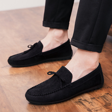 Summer Men's Casual Shoes Luxury Brand Men 로퍼 Mesh 빛 모카신 Comfy 숨 Slip 에 Boat Shoes chaussures 병력(China)