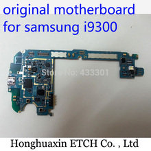 original unlocked logic board,europe version for samsung galaxy S3 i9300 motherboard with android system,free shipping(China)