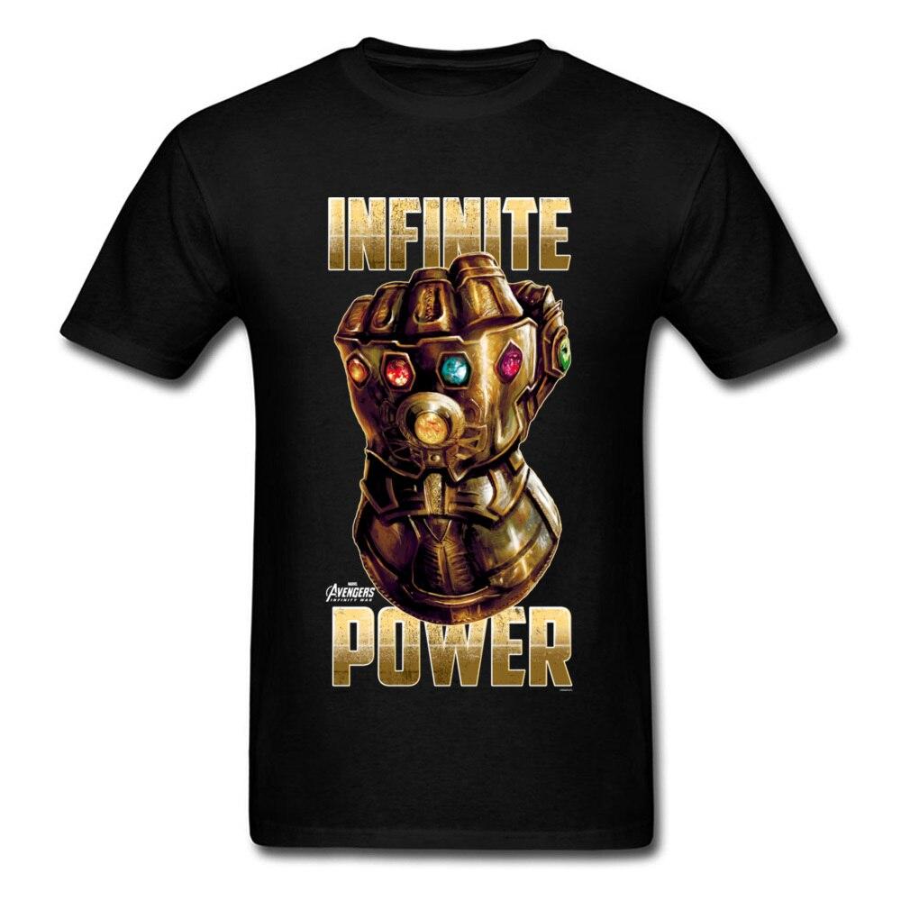 Star War Infinite Power Summer/Fall Pure Cotton Round Neck Tees Short Sleeve Funny Tops Tees 2018 Newest Summer T-Shirt Infinite Power black