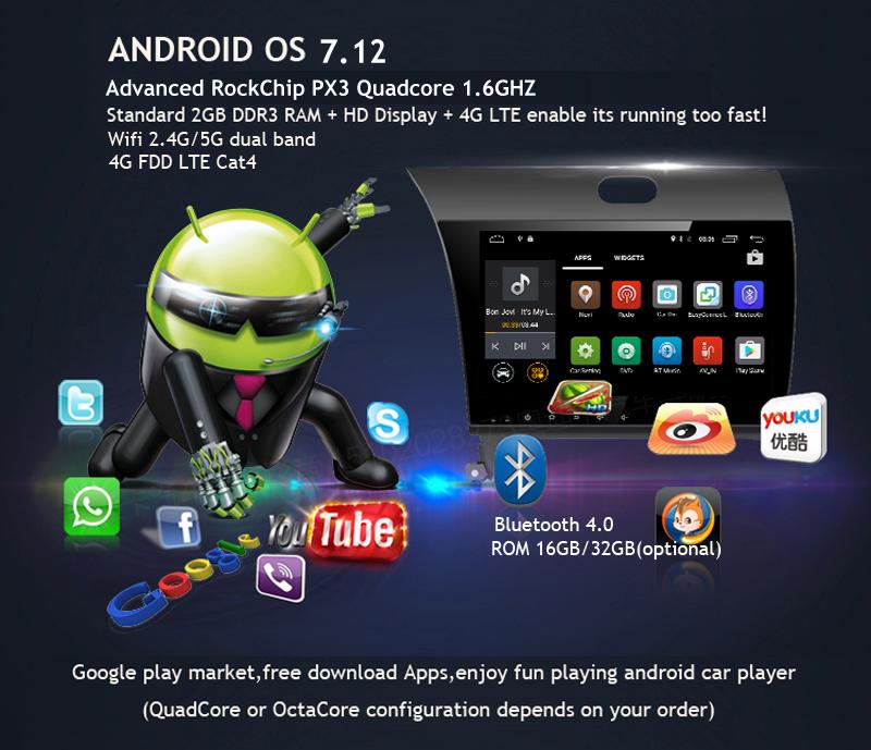 ANDROID 7.11 7.12 CAR DVD 1DIN CAR RADIO GPS toyota corolla e120 e140 e150 e130 (4)