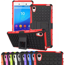 Heavy Duty Armor Shockproof Slim Hard Rugged Rubber Case Cover For Sony Xperia Z2 Z3 Z4 Z5 M4 M5 Compact X XA XZ XC C5 C6 E4 E5
