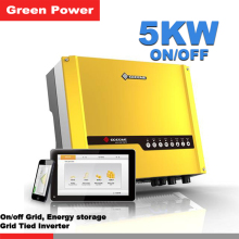GW5048-ES Goodwe Hybrid inverter grid tied & energy storage,5KW power inverter charge 48V solar battery for home standby power