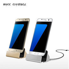Micro USB Data Sync Desktop Mobile Phone Charging Dock Station Charger For Sony Xperia Z3 Z4 Z5 Compact Z5 Premium X XA Ultra