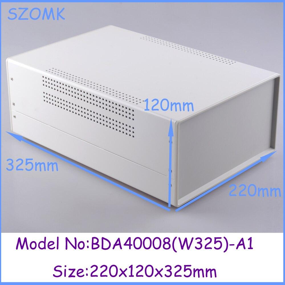 (1  )220x120x325 mm 2014 new electronics project box pcb holder electrical boxes electrical boxes distribution box<br>