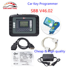 Newest Universal Key Programmer SBB V46.02 4602 Updat Car Key Programming Same Function As CK100 V46.02 Diagnostic-tool for Car(China)