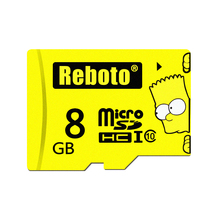 Microsd 8GB 4GB 2GB Micro SD Card Mini SD Card TF Card Memory Card cartao de memoria For Smartphone Tablet Pad(China)