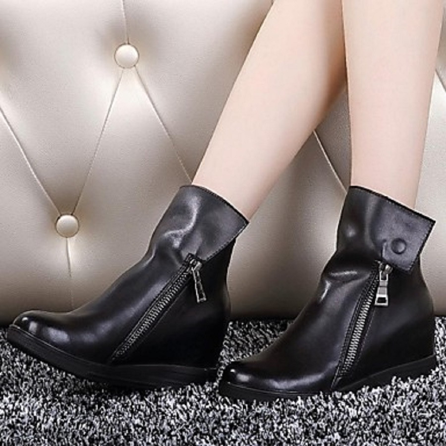 BC Women Black Point Toe Tassel Flat Heels Ankle Boots Shoes, plus size 5-14, winter boots shoes for woman<br><br>Aliexpress