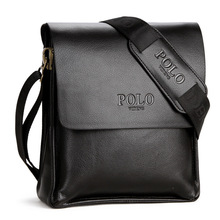 Brands POLO Fashion Men Bags PU Leather Messenger handbags Bags Cross Body Crossbody Bags