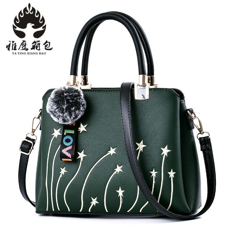 2018 Fashion Tassel Women Shoulder Bags Large Capacity Casual Pu Leather Women Handbag Zipper Crossbody Bags For Women<br>