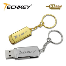 usb 3.0 usb flash drive 64gb Pen Drive 3.0 waterproof metal pendrive jump drive thumb drive U disk memory Stick Gift