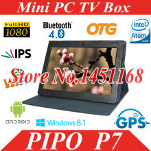 Original PiPo P7 RK3288 Arm Cotex A17 Quad Core 1.8GHz 2GB+16GB 9.4 inch Android 4.4 Tablet PC,Support GPS / OTG / HDMI(China)