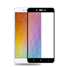 New Full Glass Film for Xiaomi Redmi Note 4 Note 3 Tempered Glass Screen Protector Saver 9H Hardness Glass Mi Redmi 4