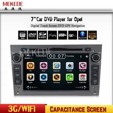 Free Shipping  2 din Car dvd player For OPEL ASTRA VECTRA ZAFIRA  car radio stereo with GPS Bluetooth video ipod