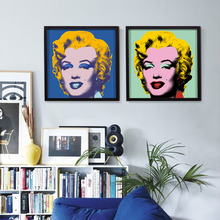 FULL HOUSE Nordic Style Movie Poster Wall Pictures Classic Marilyn Monroe Canvas Art Painting Print Posters Home Decor No Frame