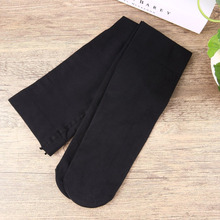 Buy Velvet Solid Color Jacquard Weave Warm Thermal Stretchy Pantyhose Tights 120D Bowknot Pattern Women Spring
