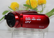 DDE6 16x Digital Zoom HD Digital Video Camera With TV out, Flash light.,(China)