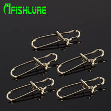 Free shipping AFISHLURE Hoist type enhanced pins #1/#2 sequins fast pin fishing accessories swivel connectors 10pcs/lot(China)