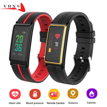 Buy YHXS Smart Wristband Heart Rate Blood Pressure Monitor Oxygen Band Pedometer Sport Bracelet Health Fitness Tracker Watch PK MI 2 for $24.49 in AliExpress store