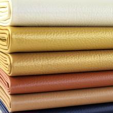 50*135cm Pu Leatherette Fabric for Bags Belt Sofa Textile Synthetic Upholstery Furniture Eco Leather Fabric Leer Stof Kunstleder(China)