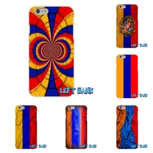Armenia Flag Eagle Wings Silicon Soft Phone Case For HTC One M7 M8 A9 M9 E9 Plus Desire 630 530 626 628 816 820(China)
