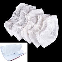 5Pcs/set White Non-woven Tools Dust Collecting Suction Bags for Nail Suction Collector Salon Tool for Replacement(China)