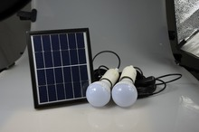 Cheaper Solar Lighting System for Indoor/Outdoor Use New Solar Mobile Lighting System(China)