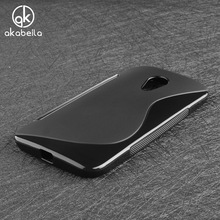 AKABEILA Phone Case For Motorola Moto G2 Phone Bag Cover G+1 G 2nd Gen. XT1063 XT1068 XT1069 5.0 inch Silicon Shell(China)
