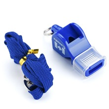 EDCGEAR fox40 Whistle Plastic FOX 40  Football Soccer Basketball Hockey Baseball Sports Classic Referee Whistle Survival Outdoor