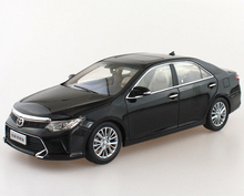 1:18 Scale Diecast Model Car for Toyota Camry 2015 Black Alloy Toy Car Collection CRV CR V(China)