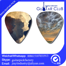 Free shipping 2016 New design Up in the air custom guitar picks good price double side 120pcs guitar plectrum(China)