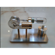 Cool !Miniature Stirling engine 'Small Fish' Stirling engine engine generator model hobby Educational Toy Kits