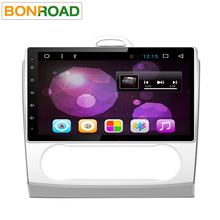 "10.1"" 2Din Car DVD Audio Player for Focus 2005-2011 with GPS,Video,USB,Bluetooth,Original Steering Wheel Control 4G Wifi 2G RAM(China)"