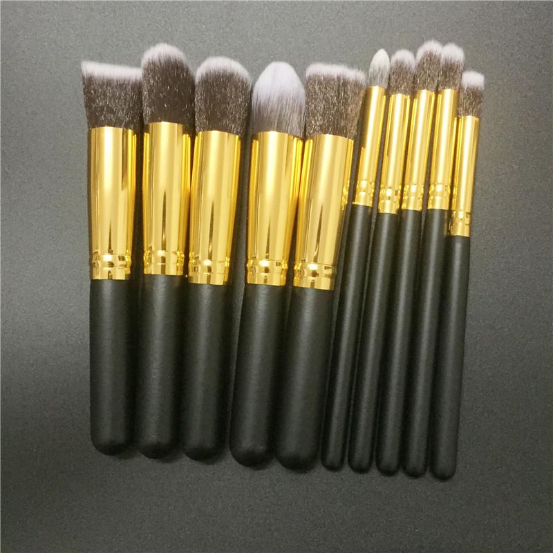 10pcs kabuki brush29