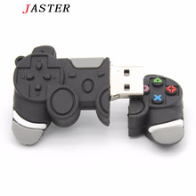 JASTER Brand new hot sale usb stick game handle pen drive 32GB/16GB/8GB/4GB pendrive usb stick usb 2.0 flash card gift