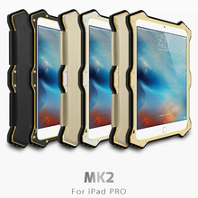 MK2 For iPad Mini 4 Metal cover case ultra-slim Polymer aluminum Fashion case Shell For apple ipad mini4 7.9'' Protective Skin