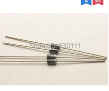 Free Shipping 500 PCS 1N5817 DO-41 IN5817 DIODE 1.0A SCHOTTKY BARRIER