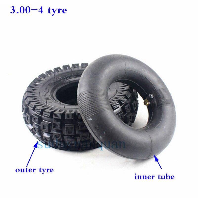 3.00-4 Inner Tube for Scooter and Power Chair Inner Tube