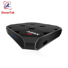 10pcs UP Android 7.1 OS TV Box A95X R2 RK3328 Quad core 1GB RAM 8GB EMMC 2.4G Wifi 3D 4K 1080P Full HD Smart Media Player pk x96
