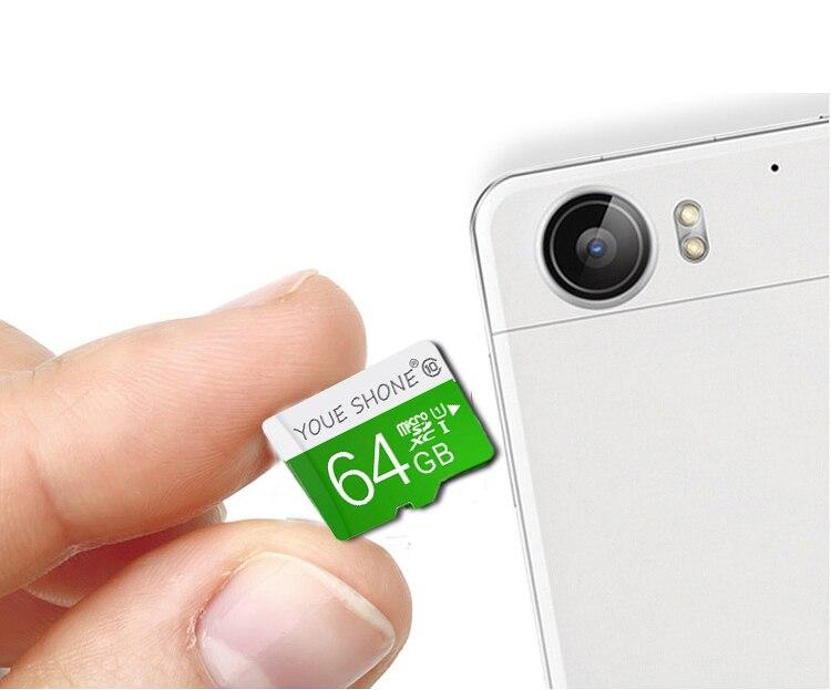 High speed cartao de memoria 128 gb Micro SD Card C10 8GB 16GB 32GB 64GB mini TF card Microsd Memory card with Free SD adapter