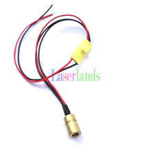 8*13mm Focusable 405nm 5mw-10mW Violet/Blue Laser Diode Dot Module with Driver(China)